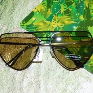 Free People Diamond in the Rough Sunglasses